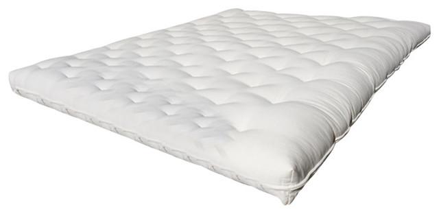 Memory foam futon mattress Double Full, viscose deluxe MPNLFBA