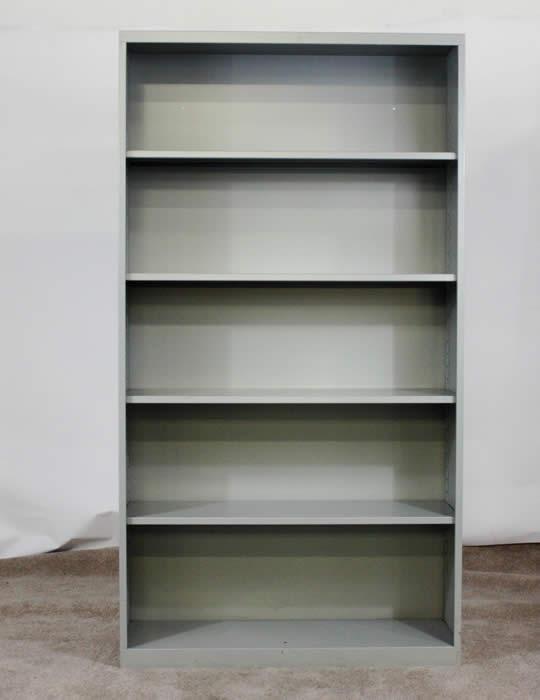Metal bookcase image SSCJPVO
