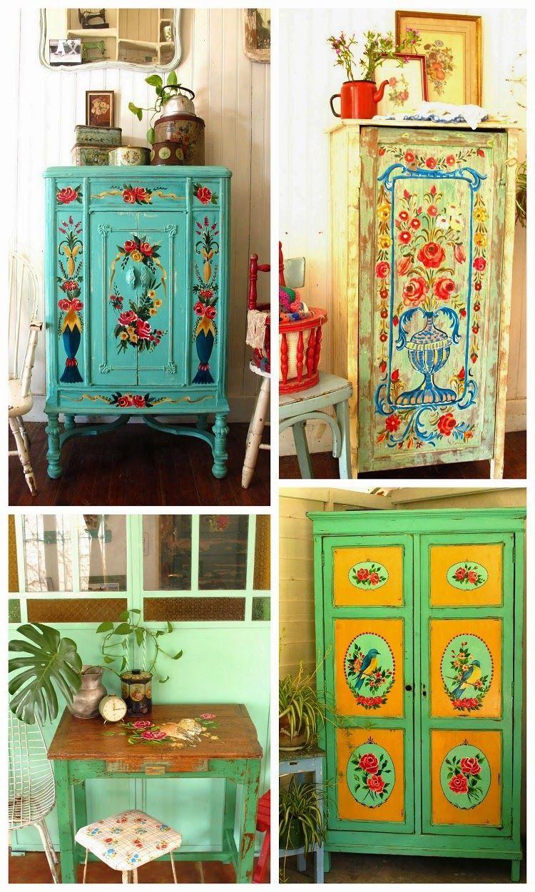 mexican furniture las vidalas painted furniture DXOILIV