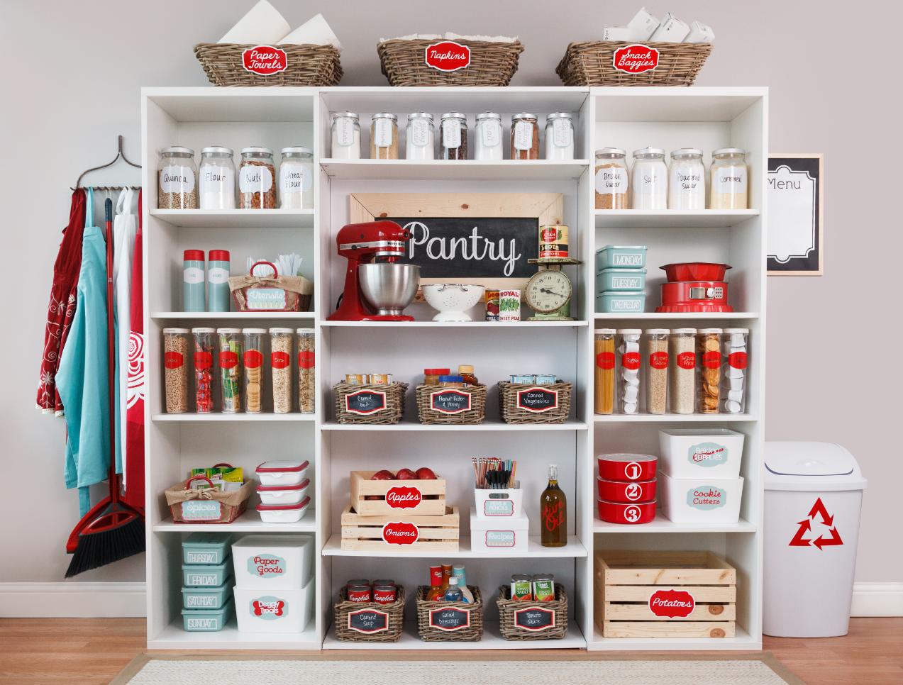 Michelle Starkey »7 Home Organization Tools That Work Wonders!  FSWHHQT