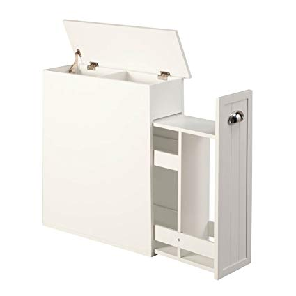 Miles Kimball Slim bathroom cabinet from oakridgetm KRDPLUH