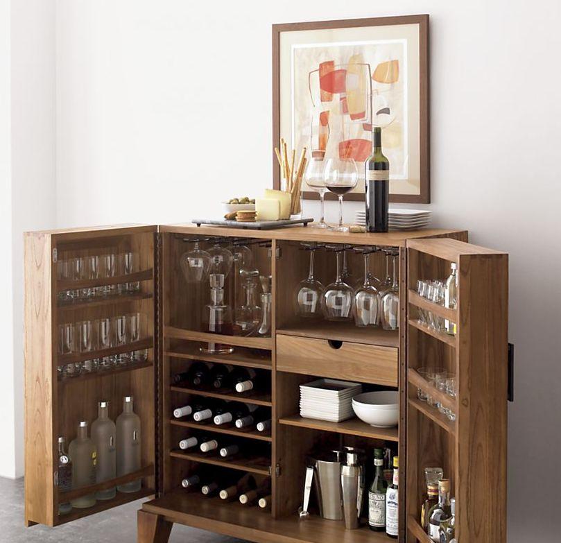 Minibar furniture for stylish entertainment areas UYECUBX