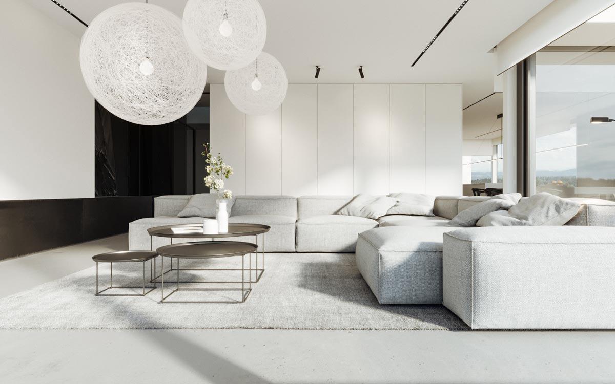 minimalist living room 9 ... SMMFBRU