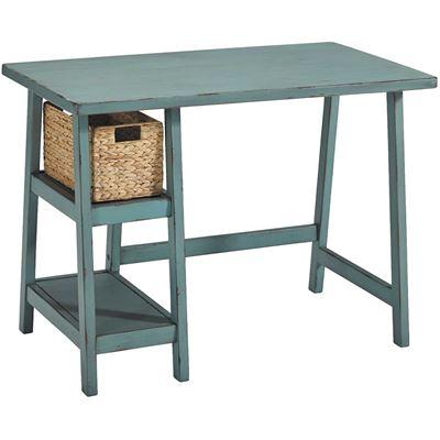 mirimyn small desk in blue-green IKZHWBC