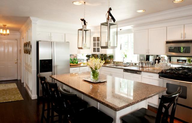 8 types of mirrors for a fantastic kitchen splashback