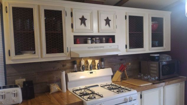 My little kitchen makeover |  Kitchen cabinets, mobile.