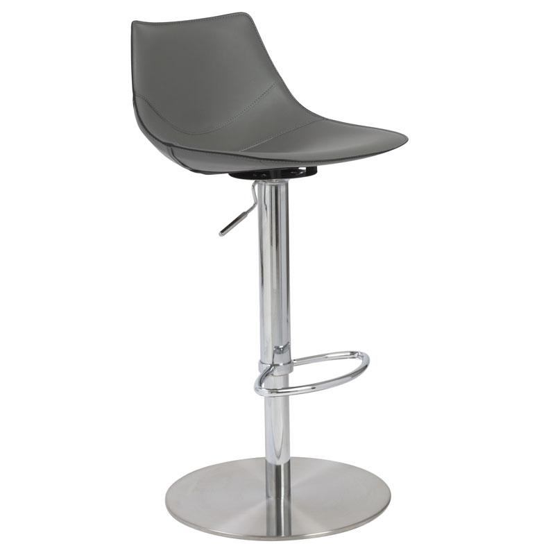 modern adjustable bar stool made to order · Rodney modern adjustable stool TSCPIGB
