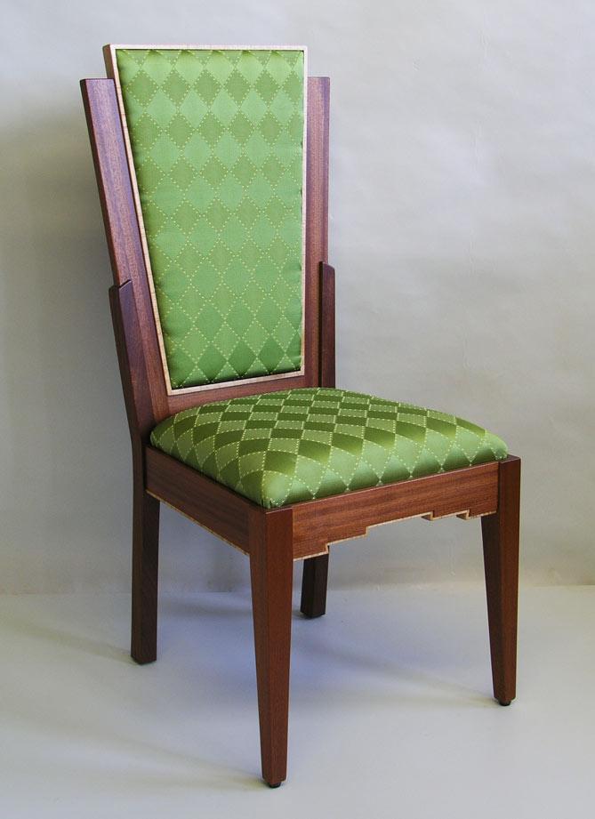 modern art deco furniture art deco dining chair WBYISFQ
