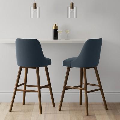 modern bar stool 30 UOQALOS