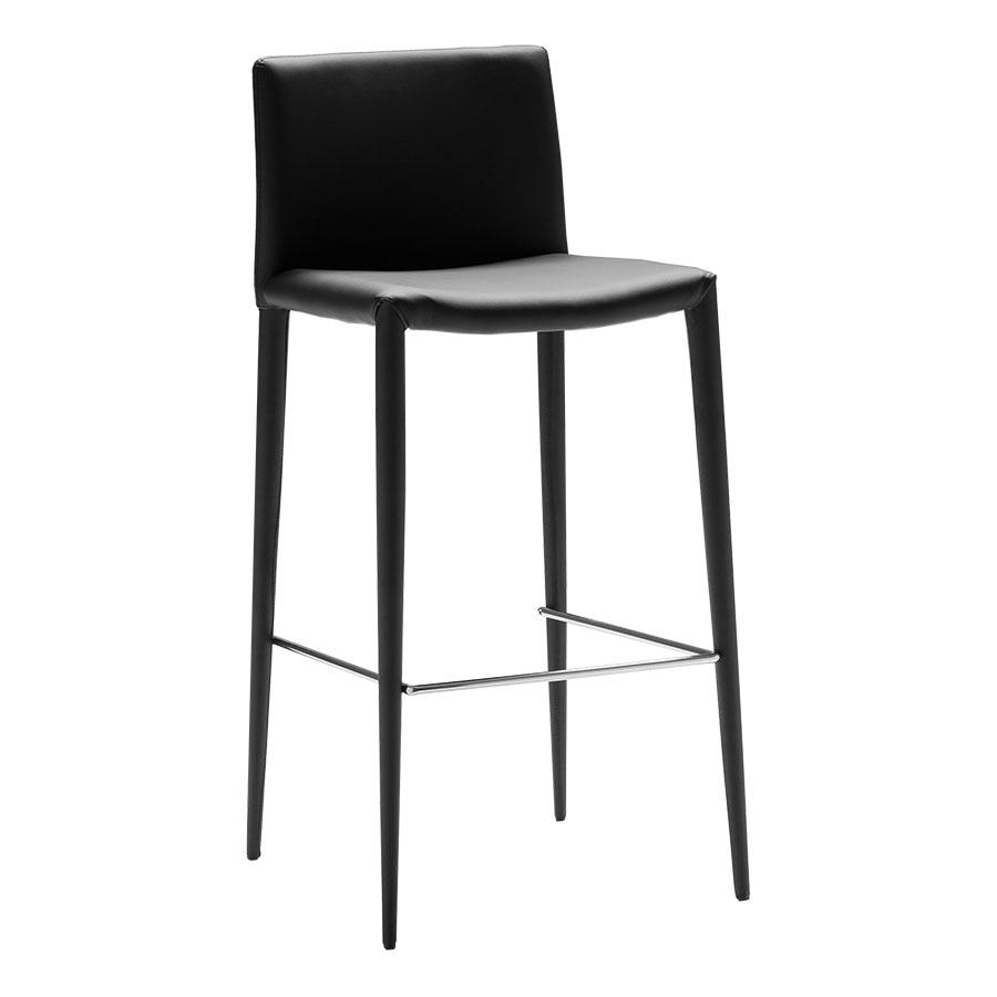 modern bar stool to order · zelda modern black bar stool BHCFNOK
