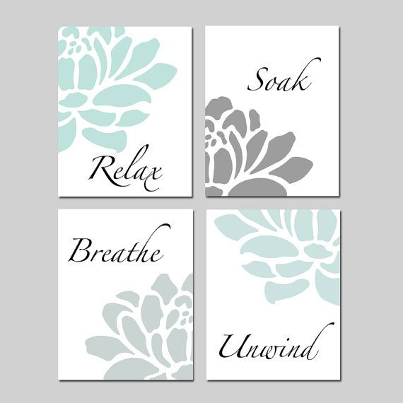 modern bathroom wall art d cor yonohomedesign com for hanging pictures CLWSQAY