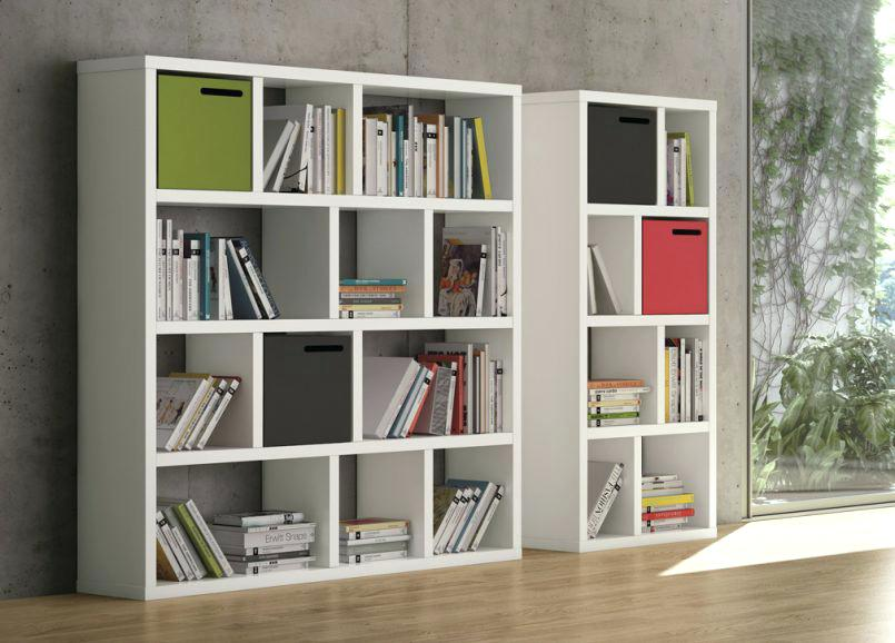 modern bookcase with doors modern bookcase wall-mounted modern mobile bookcase storage NMUGJXI