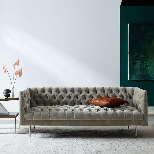 modern Chesterfield sofa (79 WLPQZKB
