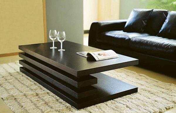 contemporary coffee tables contemporary coffee table EFAMOFN