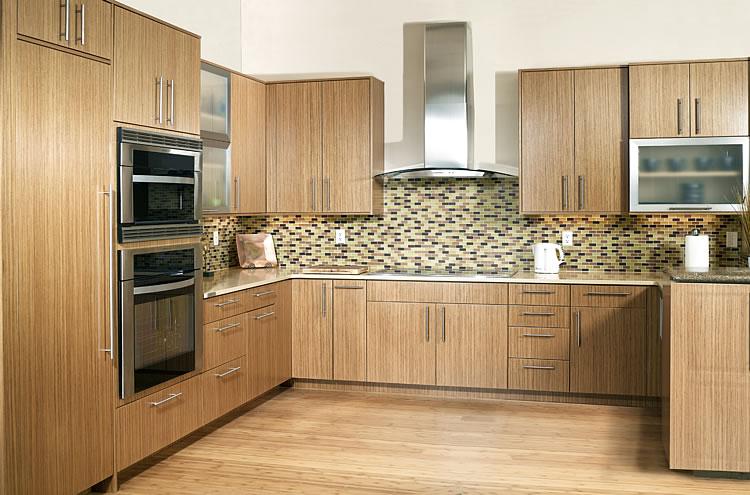 modern custom made wooden cabinets ... JREMGQA