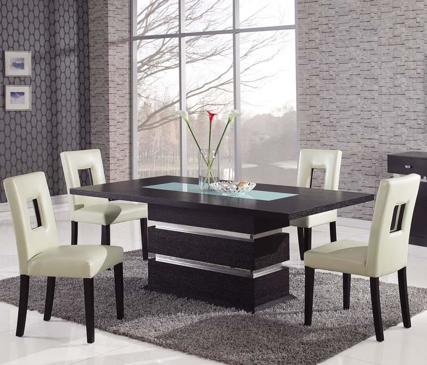 modern dining room set dining room set modern dining room by global furniture chicago dining room made of glass SDJIEPY