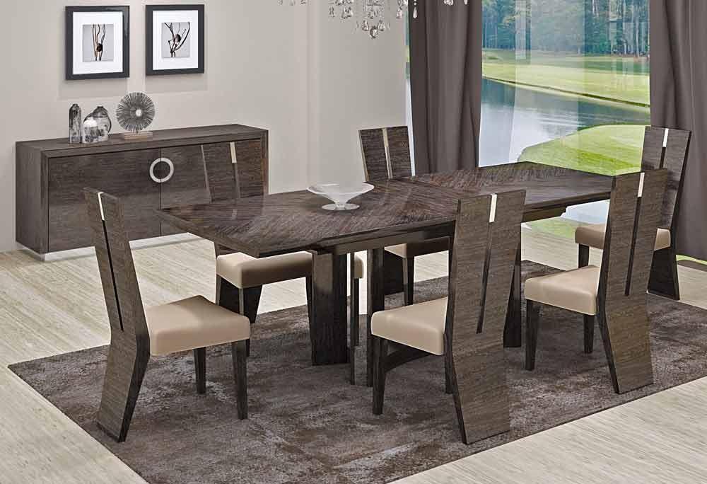 Modern Dining Room Sets Some tips for buying the best modern dining room furniture intended Set WLIMVLT