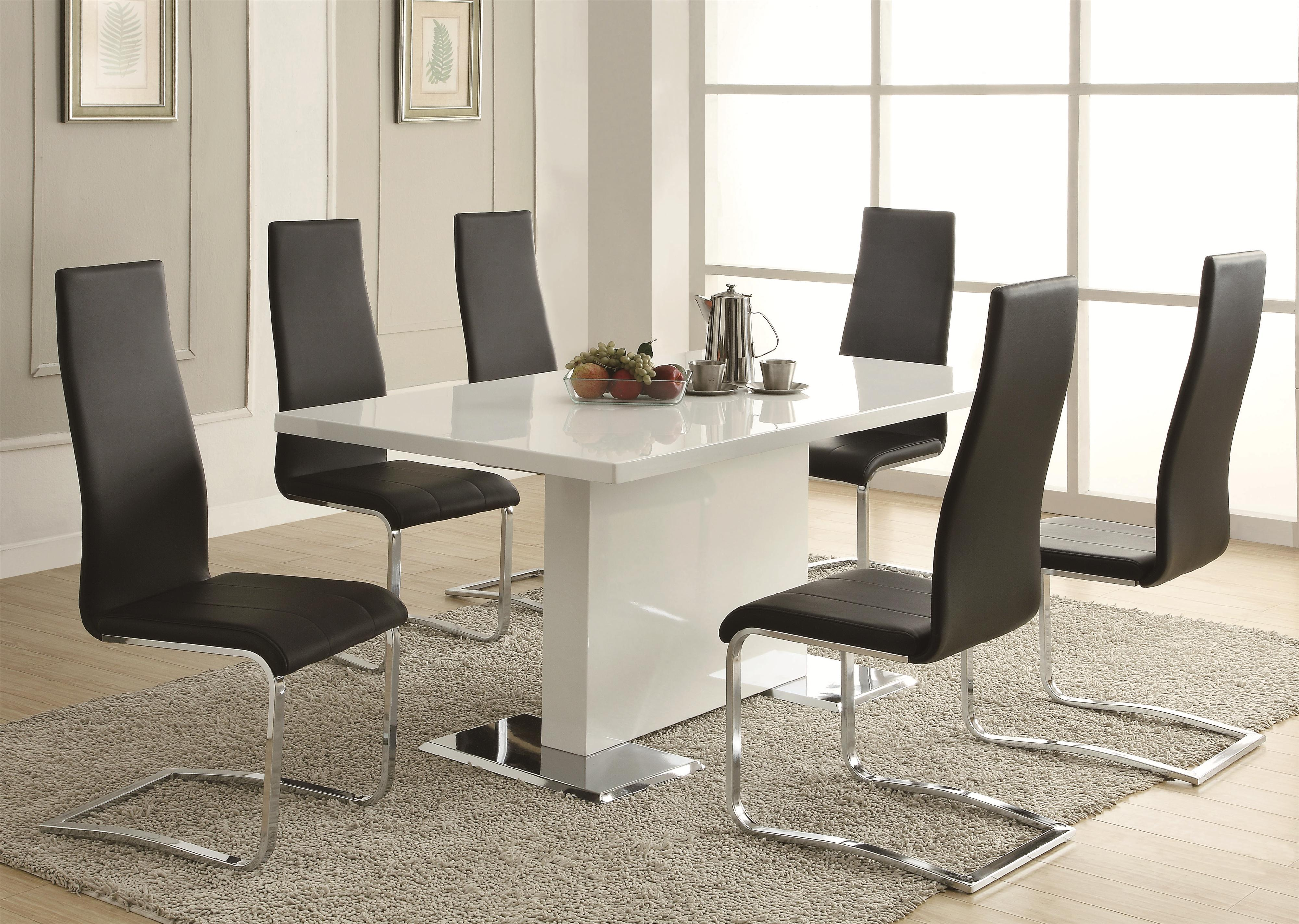Modern dining tables with the modern dining tables JVUVDTY ensure a happy dining experience
