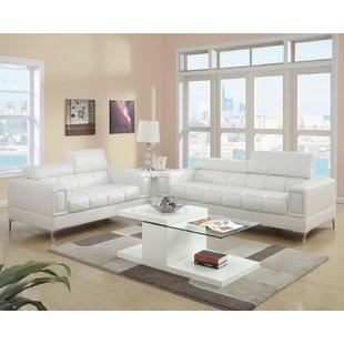 modern living room furniture 2-piece living room set NJZSERB
