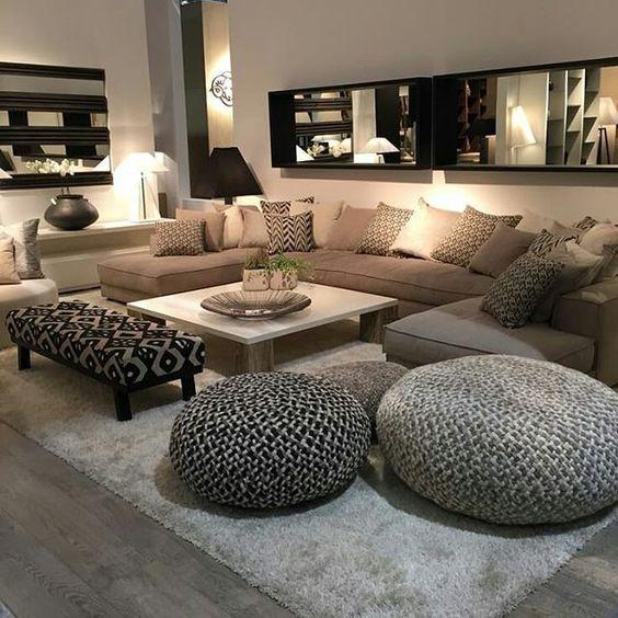 Modern # furniture Cute modern living room table    Elegant home.
