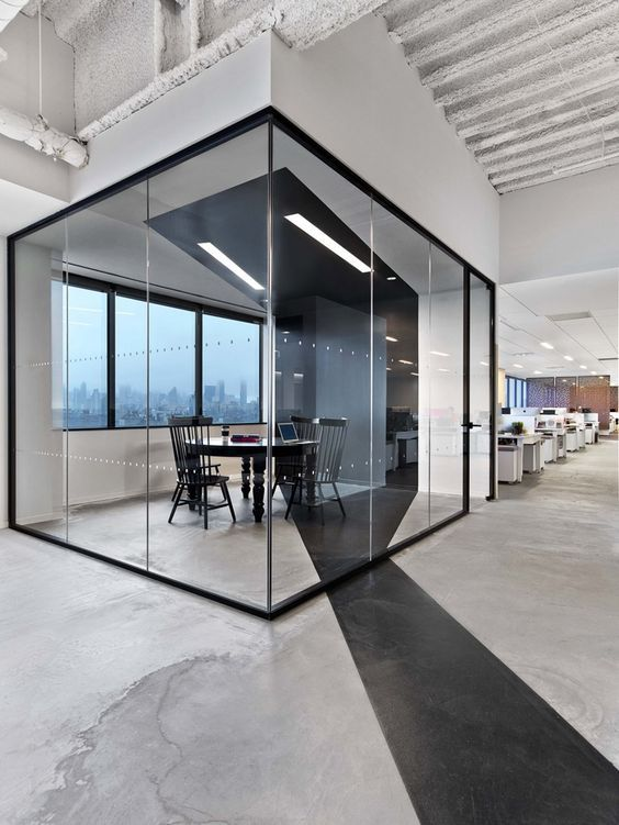 modern office 4 tips for furnishing offices for a modern and practical space BOGYNBZ