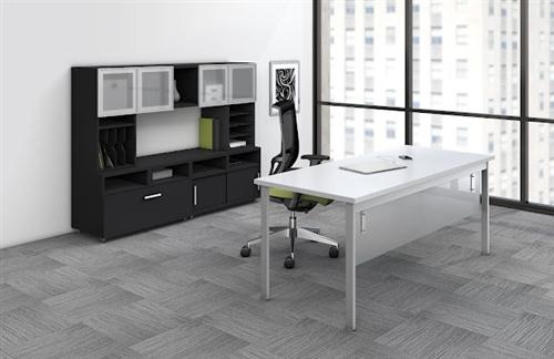modern office furniture sets mayline e5 modern office furniture sets WGQGMLR