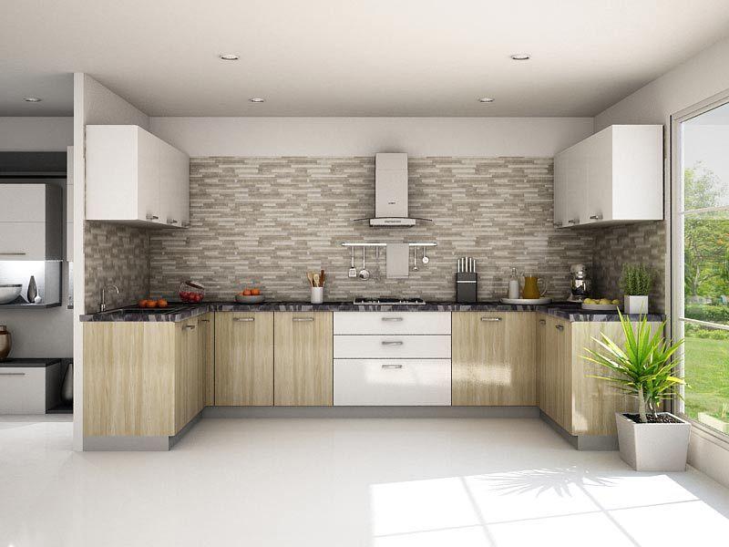 modular kitchen design osiris u-shaped modular kitchen design BOVDXLP