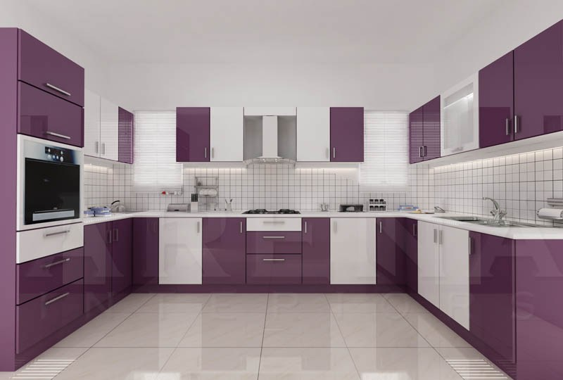 Modular kitchen design what makes this unique / beautiful?  your inspiration and the elements in the QPCCWTA
