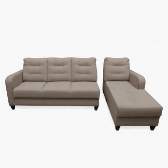 montoya corner sofa set beige NRZKCFQCF