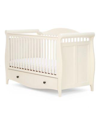 Mothercare Bloomsbury cot - ivory EPLCJEN