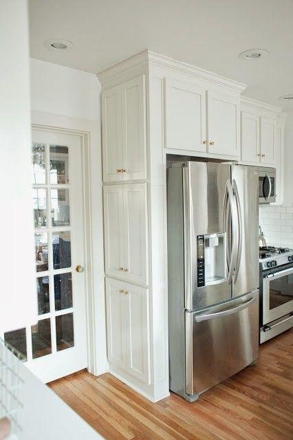 Narrow Kitchen Cabinet Ideas