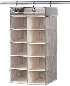 tidyfreak Harmony Twill 2x5 Shelf Closet Organizer XWRFLFW