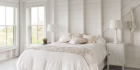 The best monochromatic bedroom and neutral bedroom idea
