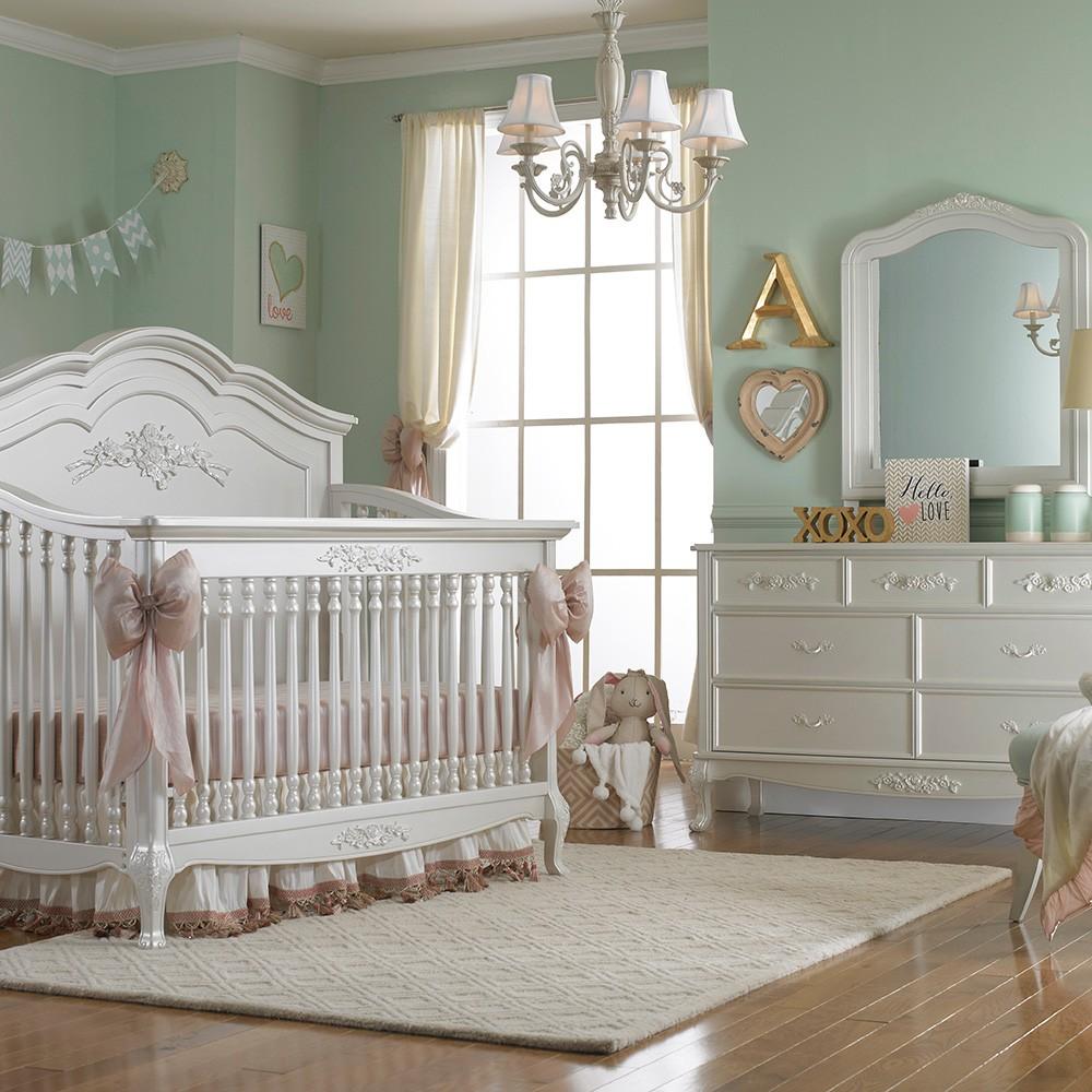 Newborn baby furniture sets classic nursery furniture.  Dolce Babi Angelina collection FRVJZJP