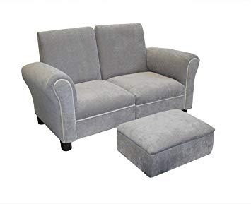 newco children's sofa set, gray RCAGTOV