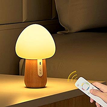 Night lights for kids, ntmy LED baby night light bedside lamp with CGTCKNB