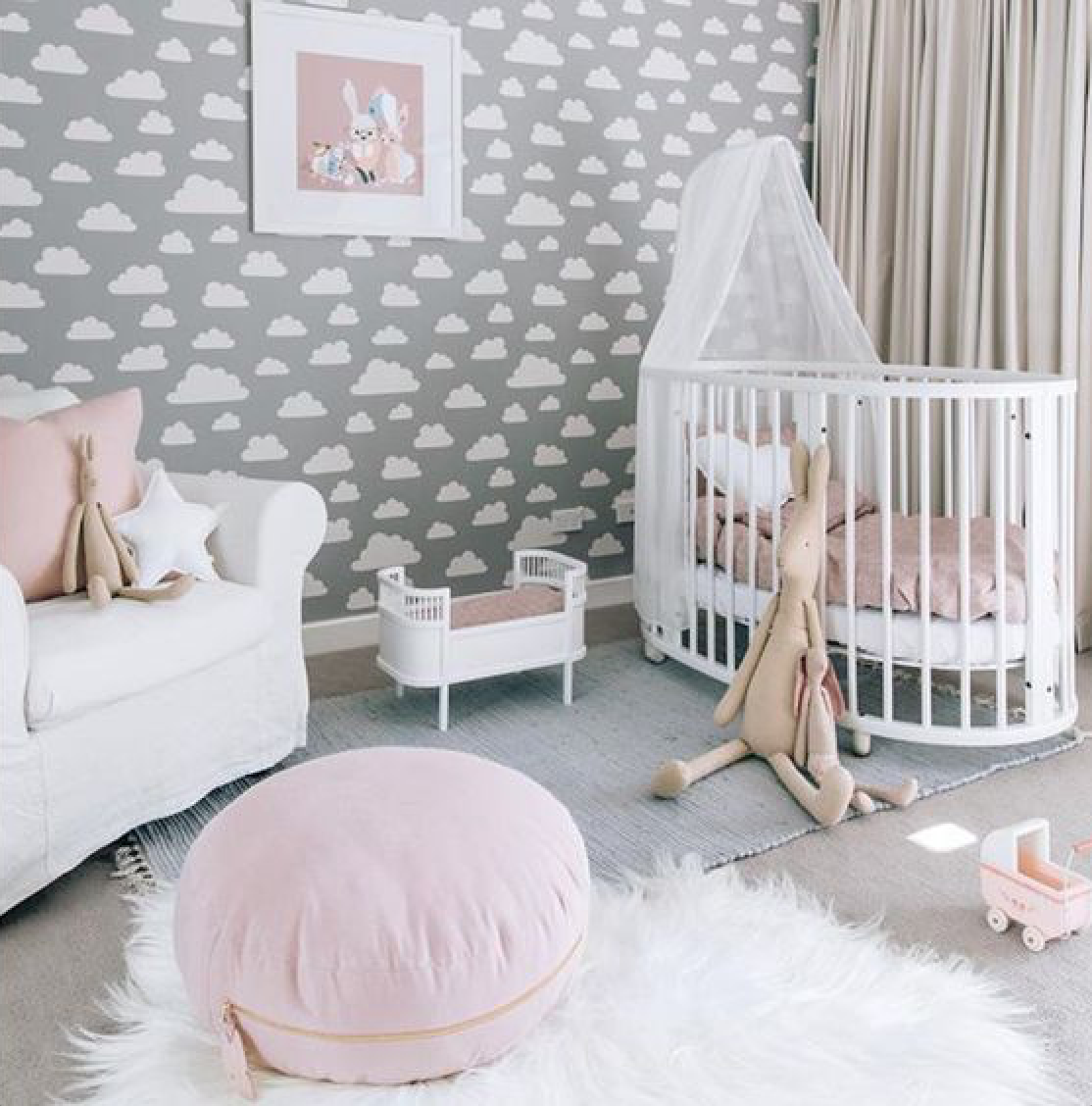 nursery decorating the nursery: the complete guide for a beautiful babyu0027s room HLNSECB