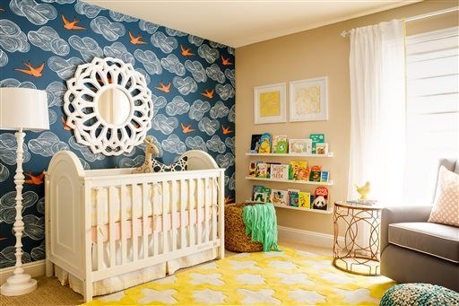 Children's room decoration right at home: new children's room decoration with style PGVEBNJ