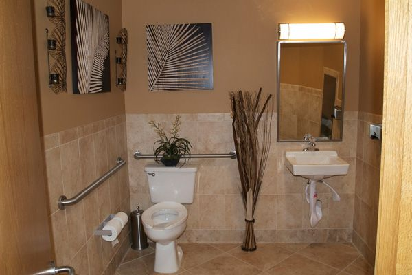 25 useful ideas for remodeling a small bathroom - SloDive    Simple bathroom.
