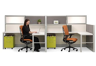 Office furniture, cubicles & panel systems VUKFOYJ