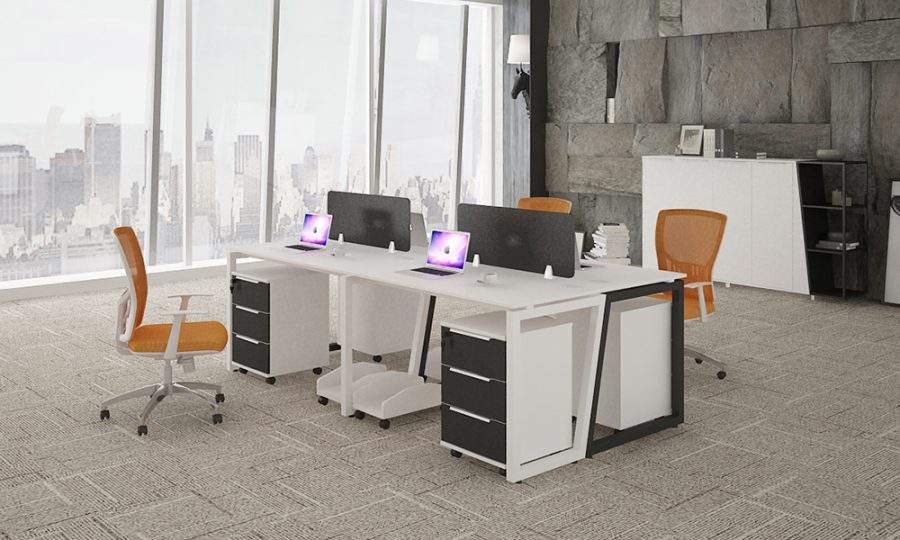 Office furniture on wheels NSUBSYZ