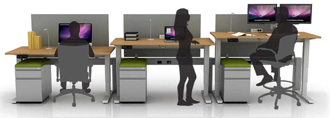 Office furniture foil background IZTTRQV