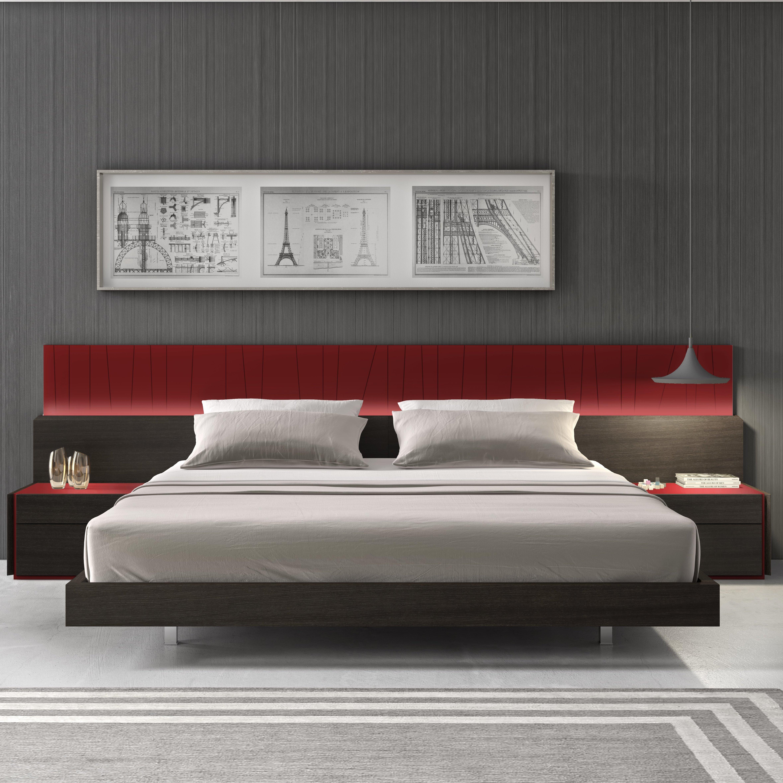 orren ellis elida platform bed & reviews |  wayfair ZKICSMX