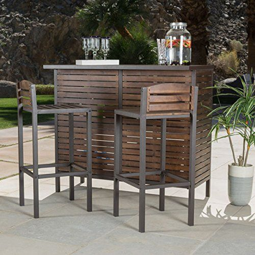Outdoor Bar Furniture wonderful 19 best Outdoor Bar Sets images on Pinterest relating to UWZXWRZ