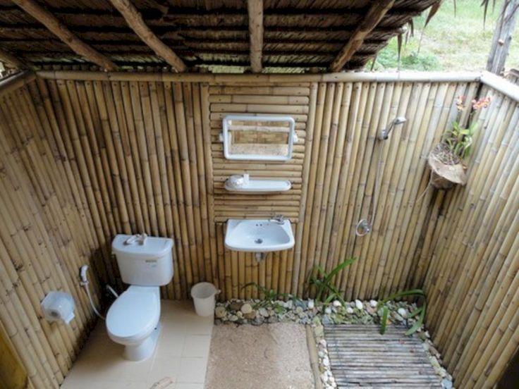 Outdoor Bathroom Ideas