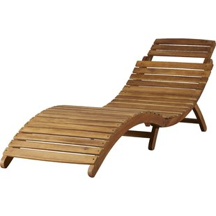 Outdoor chaise longue Nannette chaise longue (set of 2) GWFCUAL