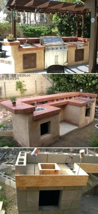 Outdoor Kitchen Sink Ideas