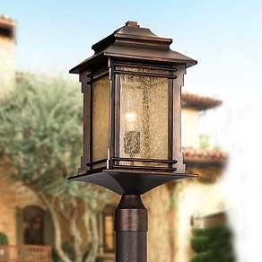 Outdoor luminaires mast luminaires WBVAQAL