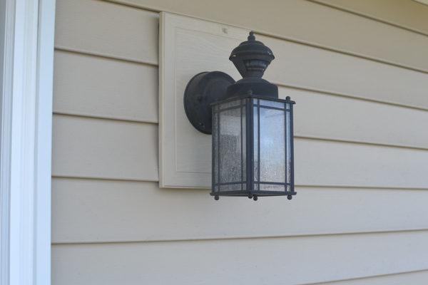 Outdoor lights replace an outdoor light -3 GOOAKGM