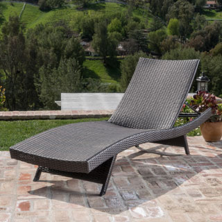 Outdoor lounge chair oliver & james baishi outdoor lounge chair VHAIYEE